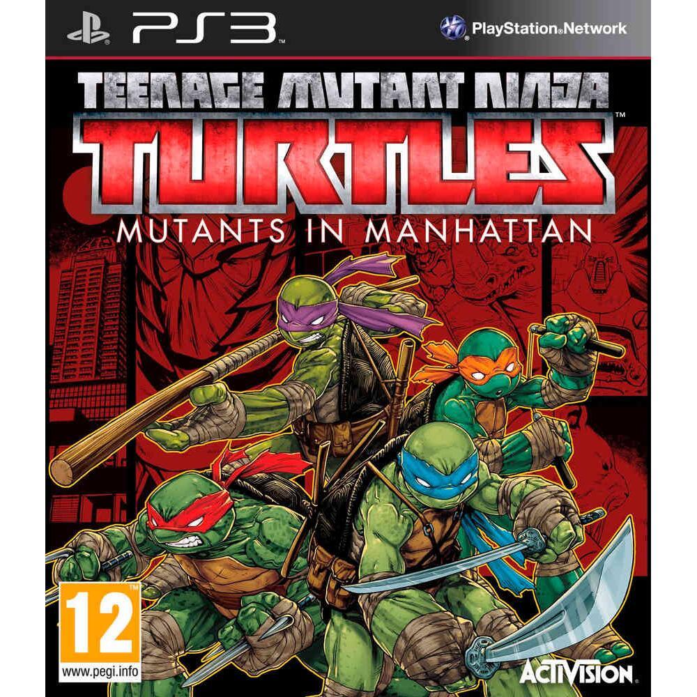 Teenage Mutant Ninja Turtles Mutants In Manhattan Kopen Morgen In